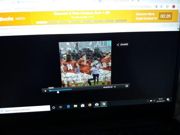 regarder des videos swagbucks