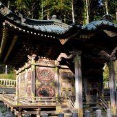 Koya-San - Mausolée des Tokugawa - LANKAART