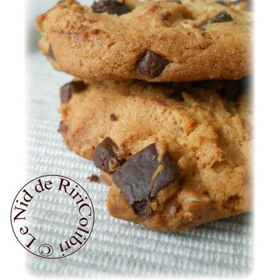 Cookies Chocolate Chunks