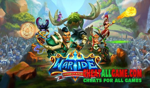 Wartide Heroes of Atlantis Gift Codes, Wartide Heroes of Atlantis Hack 2019, Wartide Heroes of Atlantis Hack Android,