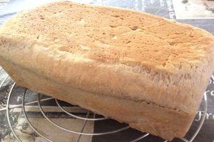 Le pain de mie de Poulette grâce à la recette de Chris and Co