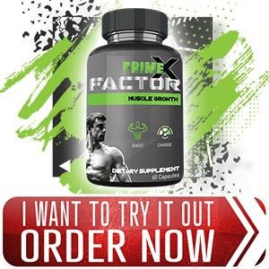 Prime X Factor - Health Benefits Of Muscular Growth