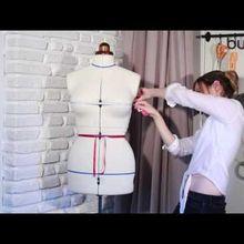 Comment bien prendre ses mesures, en vidéo avec Burda...