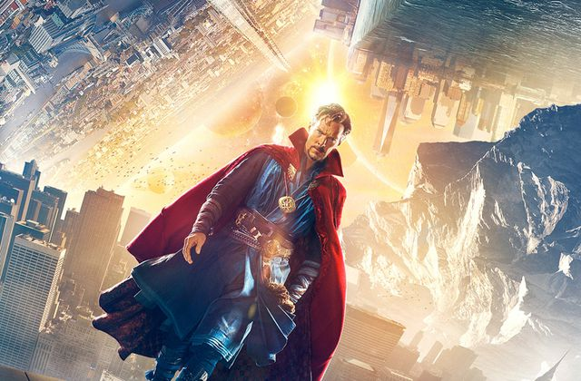 DOCTOR STRANGE - la critique