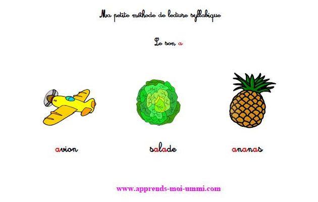 Méthode de lecture syllabique (1)