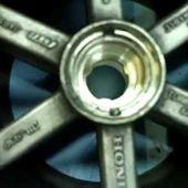 Goldwing Unsersbande - changement roulement roue avant 3/7