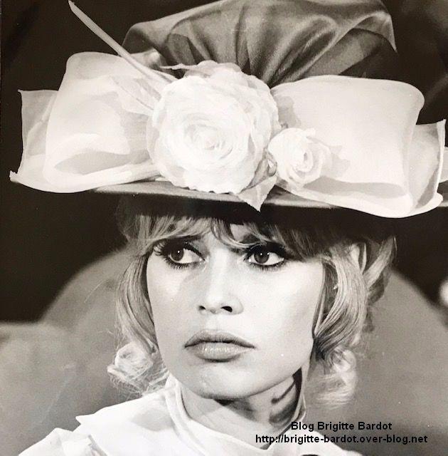 Brigitte Bardot...La femme avec un très grand F