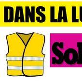 NORD : Appel commun CGT - Gilets Jaunes Hauts de France - Solidaires - Commun COMMUNE [le blog d'El Diablo]