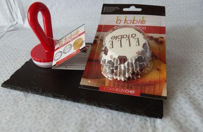 """Ustensiles """"Elle A table"""", des pâtisseries tendances"""