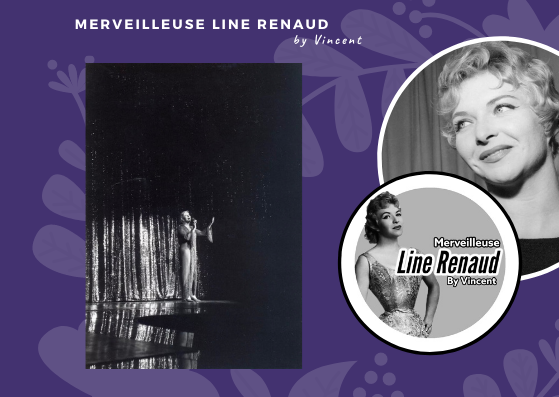 PHOTOS: Line Renaud dans Paris-Line