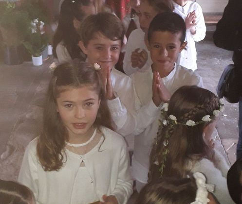 1ère Communion 2019 Arcangues