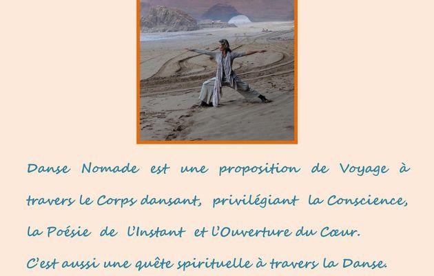 Danse nomade à Nantes