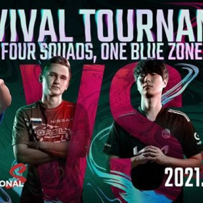 [ACTUALITE] le Surival Tournament PGI.S (PUBG Global Invitational.S) du 5 au 7 mars