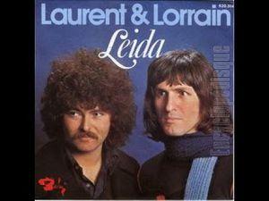 laurent et lorrain, un duo des années 1970 qui durera le temps de deux 45 tours et lorrain n'est autre que Gérard le reun bien connu des pratiquants des foires aux disques