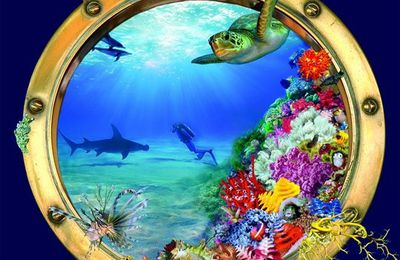 Wonders of the Sea 3D (BANDE-ANNONCE) avec Arnold Schwarzenegger et Jean-Michel Cousteau