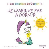 Gaston la Licorne : Je n'arrive pas à dormir [Dossier Lecture][Émotions][Maternelle][CP] - Le Bazar du Lion