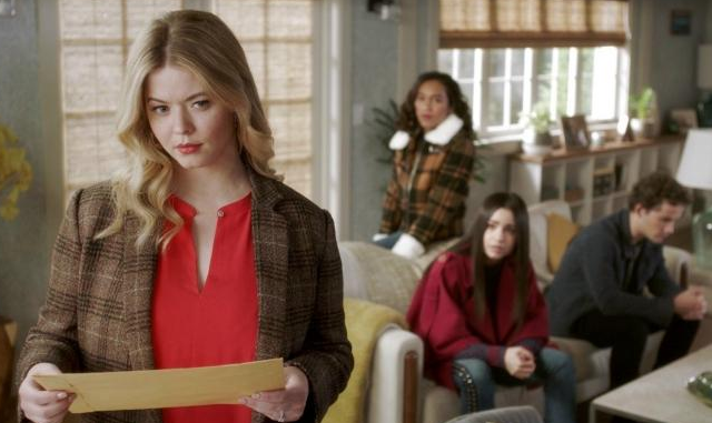 Critiques Séries : Pretty Little Liars : The Perfectionists. Saison 1. Episodes 4 et 5.