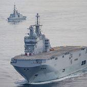 L'amiral Vandier dénonce l'attitude de la marine chinoise à l'égard des navires français