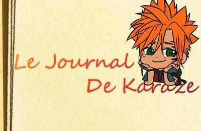 Journal de Karaze #3 [Re-Publication]