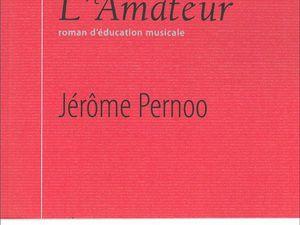 Rencontre-dédicace avec Jérôme Pernoo pour L'Amateur !