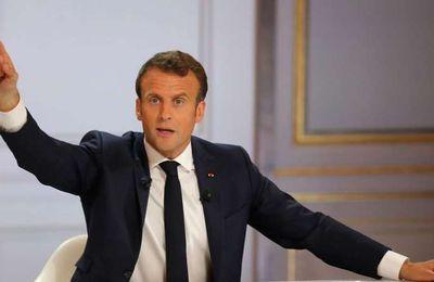 Pour 77% des Français, Macron n'a pas répondu aux attentes des Gilets jaunes (sondage)