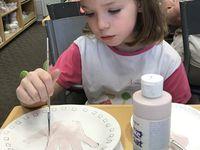 peindre de la ceramique