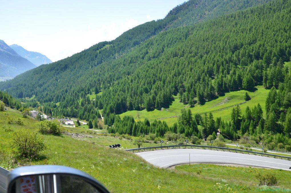 Col de l'Arche (Voyage en camping-car)