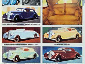 """De la voiture de prestige à la traditionnelle, le standing à la grande et moyenne échelle... les marques en """"H"""" sont toujours bien inspirées..."""