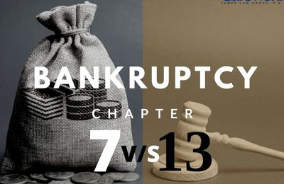 Best Tips for Choosing Between Chapter 7 and Chapter 13 Bankruptcy