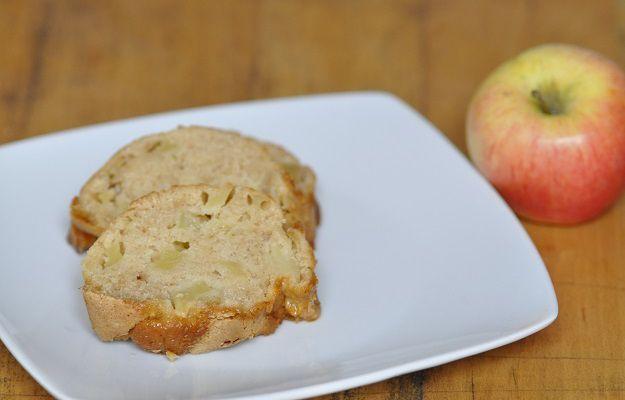 Gateau norvégien aux pommes (sans beurre)