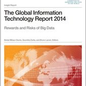 Global Information Technology Report 2014 - France - Dare to be better ? OK ! - OOKAWA Corp.