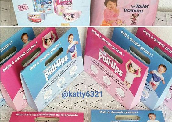 Test de Huggies Pull-Ups