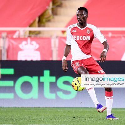 Chrislain Matsima (AS Monaco) est titulaire face au PSG