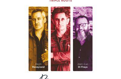 Eric Séva en trio Triple Roots pour l'album Résonances