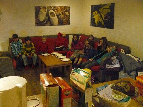Nos classes de dépaysement à Lommel du 5 au 9 mars 2012
