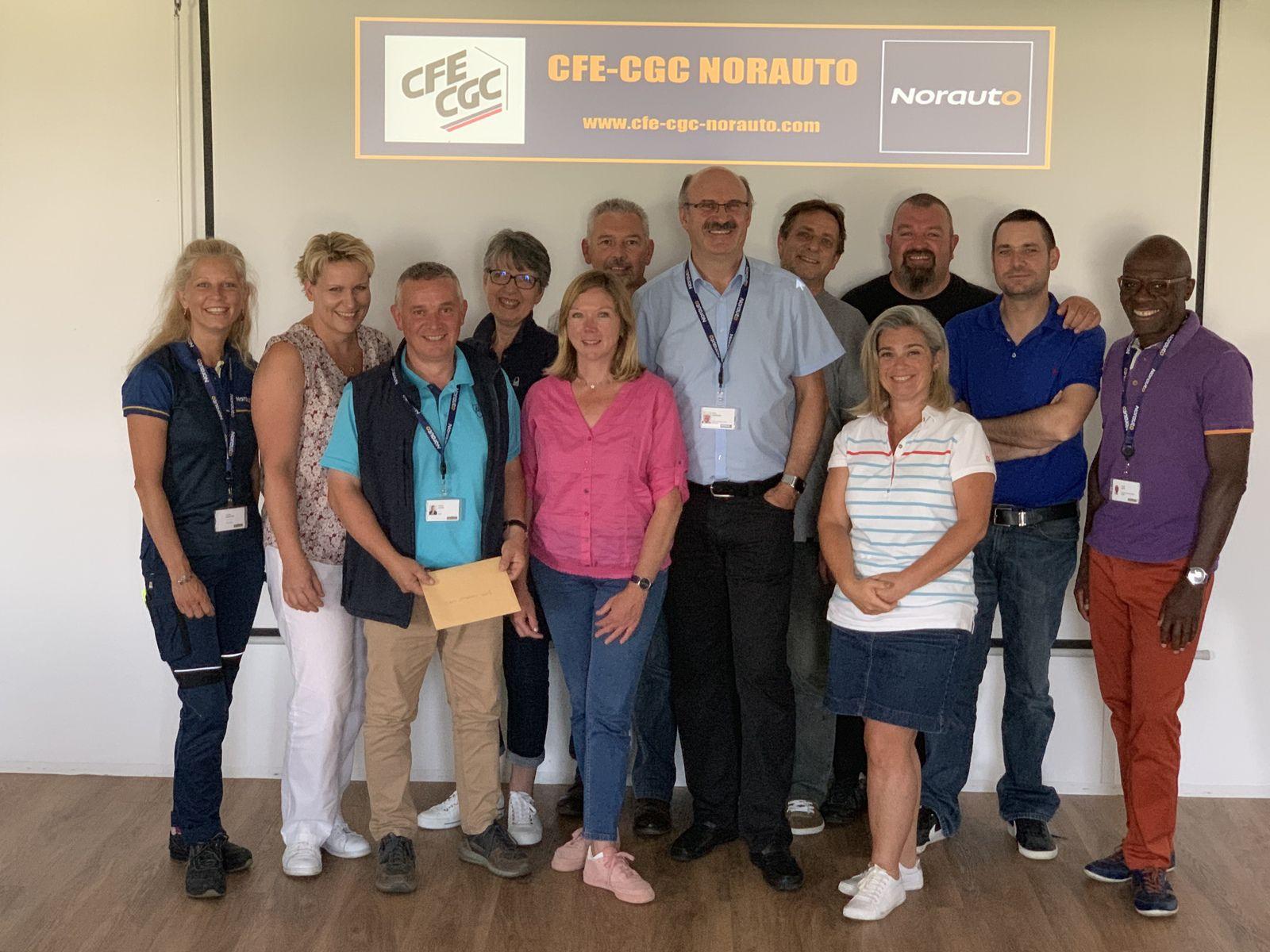 Chez Norauto, un nouvel accord d'intéressement négocié par la CFE-CGC