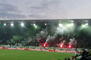 4.2.2018 Rapid Wien-Austria Wien 1-1