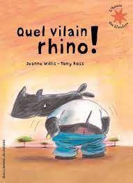 Semaine 35 : Quel vilain rhino !