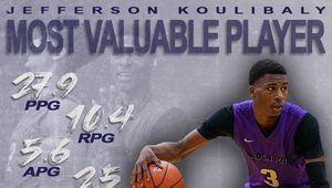 OSBA : Jefferson Koulibaly élu MVP du championnat lycéen du Canada