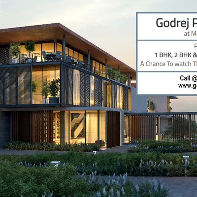 Godrej Park Springs Manjari Pune   The Perfect Example Of Fine Homes And Natural Living