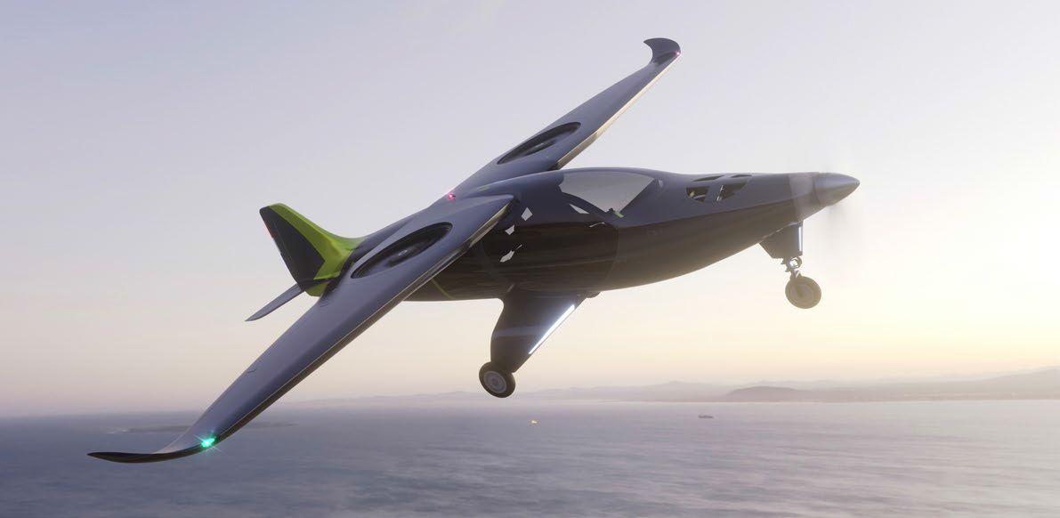 Ascendance Flight Technologies  aerobernie