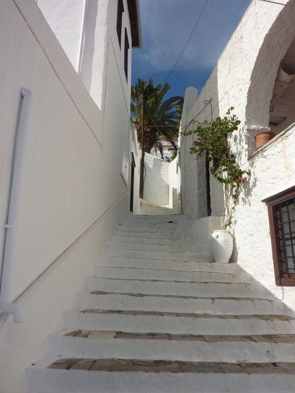 Onze jours en Grèce 2011