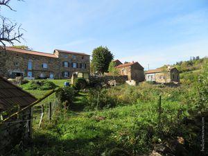 Le hameau de Nolhac