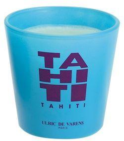 Tahiti de Ulric de Varens, la bougie des bonnes odeurs