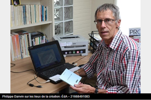 Philippe Danvin dans l'Avenir.net