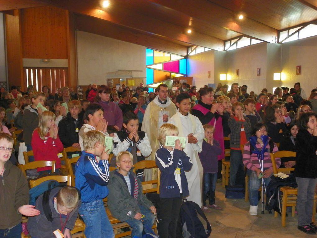 AU jour le jour : dans le diocèse de ROUEN , l'éveil à la mission de l'Eglise , la prise de conscience de notre vocation à tous de disciples et missionnaires de l'EVANGILE !!!