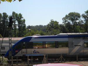 Gare de Maurs...