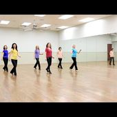 Absolutely - Line Dance (Dance & Teach in English & 中文)