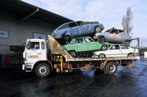 Que devient votre véhicule mis à la casse!