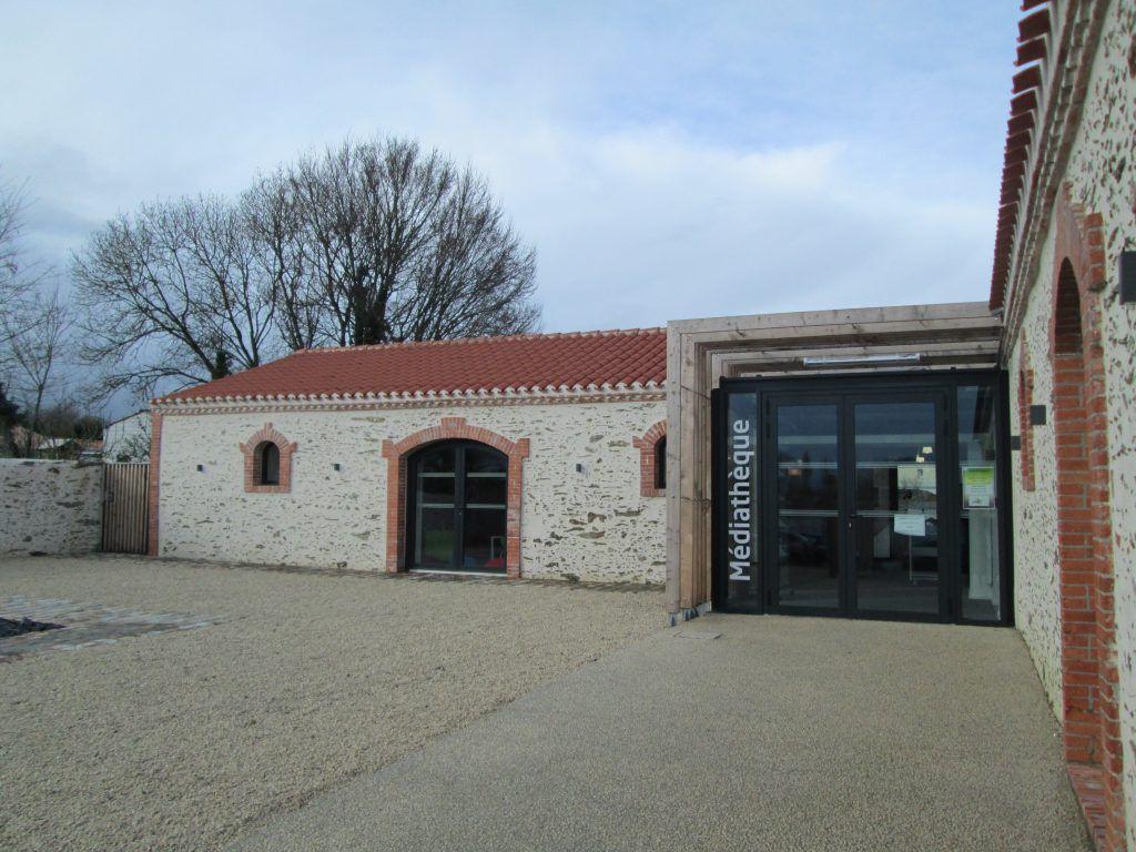 Médiathèque de Saint-Gervais, Vendée